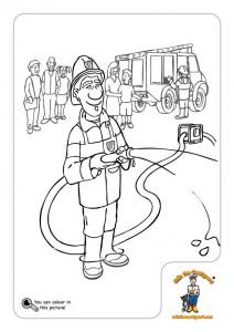 Embers the Fireman