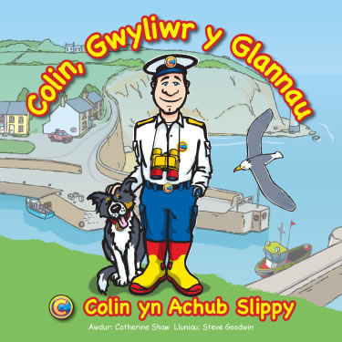 Colin yn Achub Slippy Welsh Download Version