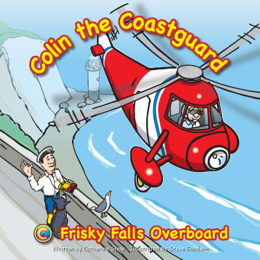 Frisky Falls Overboard - Colin the Coastguard